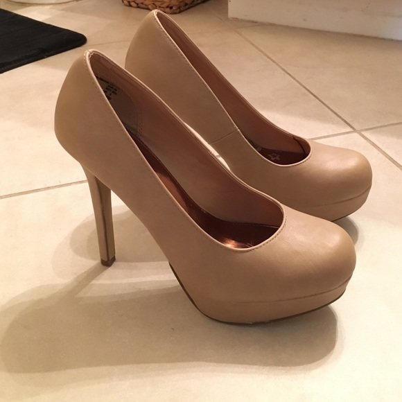 Brash (Payless ShoeSource) Shoes | Nude