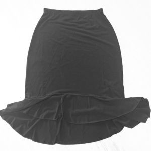 Dresses & Skirts - High-Low Ruffle Skirt