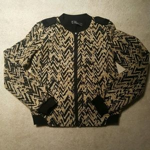 Zara bomber jacket NWOT