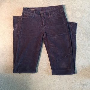 Citizens of Humanity Pants - COH Boot Cut Corduroys