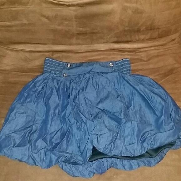 Ballon skirt