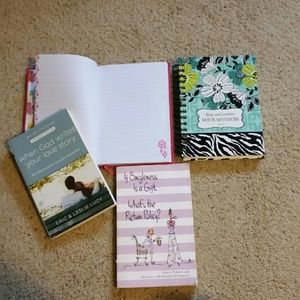 2 brand new journals bundle