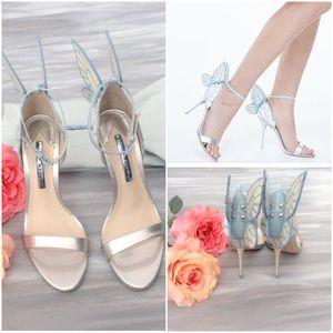 d07c7183a81a Sophia Webster Shoes - Sophia Webster Chiara Ice Sandals Sz 9.5 39.5