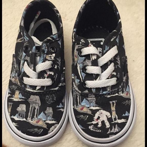 06fbd556ec Toddler Star Wars vans Hoth 5. M 5738c058f09282409406c067