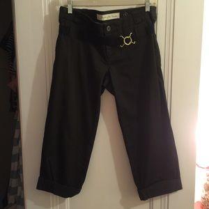 Anthro Crop Pants