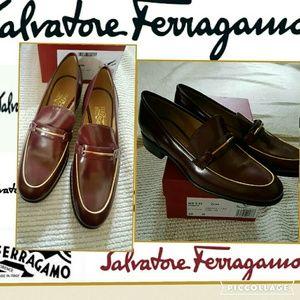 Salvatore Ferragamo Shoes - HP NIB Salvatore Ferragamo Glove kids slip on 10