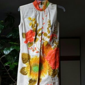 Dresses & Skirts - Vintage Beautiful Hawaiian Dress