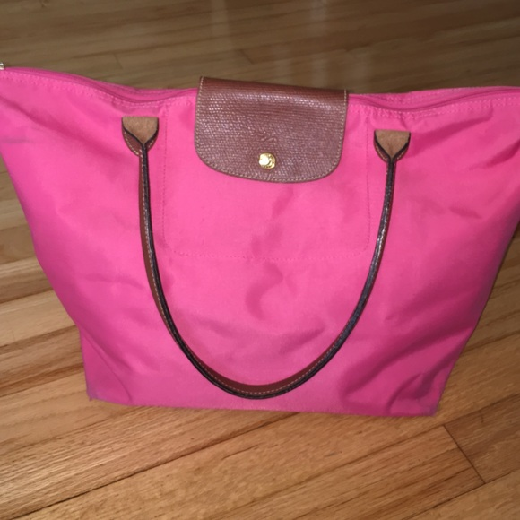 Longchamp Bubble Pink