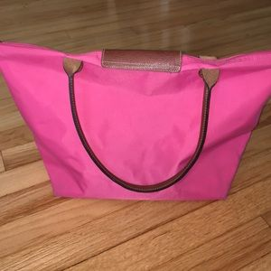 10a4f02c2672 50% off Longchamp Handbags - Large Longchamp Le Pliage Tote Bubble Pink  from Kimberly s closet on Poshmark
