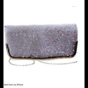 Handbags - Beautiful Rhinestone Purse