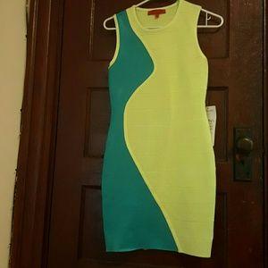 Bandage Type Dress