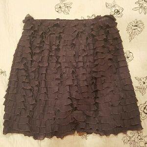 Xhiliration skirt