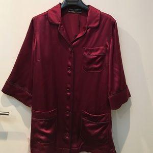 Dolce and Gabbana Bedshirt Jacket