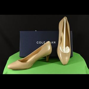 Cole Haan Shoes - Cole Haan Lena Mid Pumps 7B New