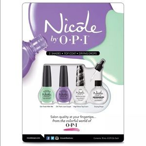 OPI Other - Nicole by OPI Summer Set
