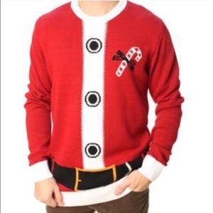 🆕😍 Santa Suit Ugly Christmas sweater