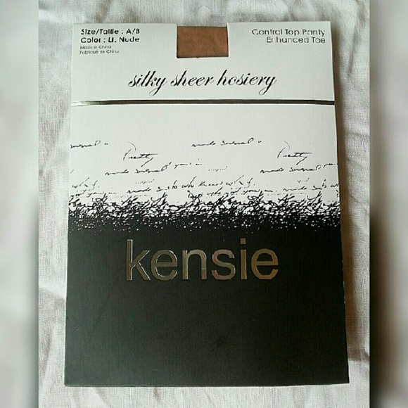 5f3b9d6360668 Kensie Other | New Good Quality Nude Pantyhose | Poshmark
