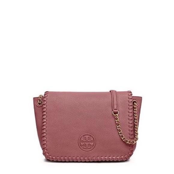 01967390878 NEW Tory Burch Marion Flap Shoulder Bag