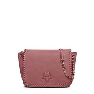 NEW Tory Burch Marion Flap Shoulder Bag