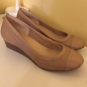 Cole Haan Elise Cap Toe Wedge