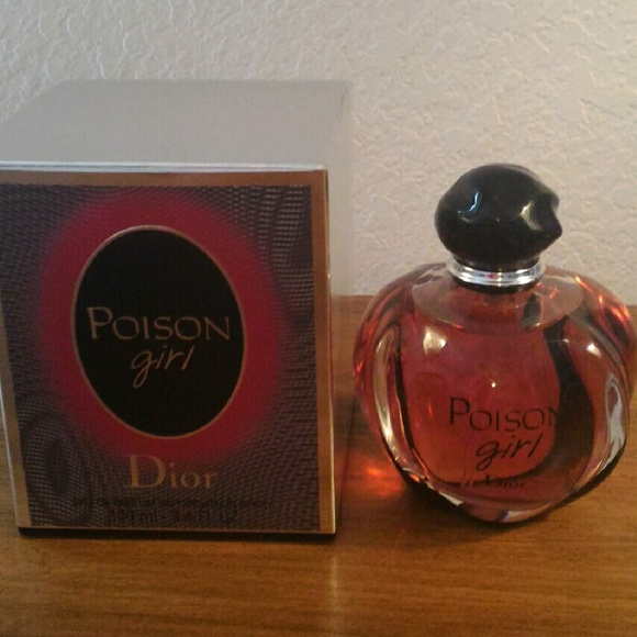 07976c8c9f Poison Girl by Christian Dior 3.4 oz edt