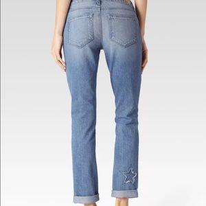 24913fef5ef PAIGE Jeans - Paige Jimmy Jimmy Skinny Star Patch Jeans