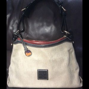 Handbags - Dooney&Bourke small eastwest slouch handbag
