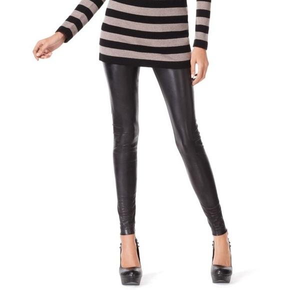 f94941d986507 INC International Concepts Pants | Nwt Inc Faux Leather Leggings ...