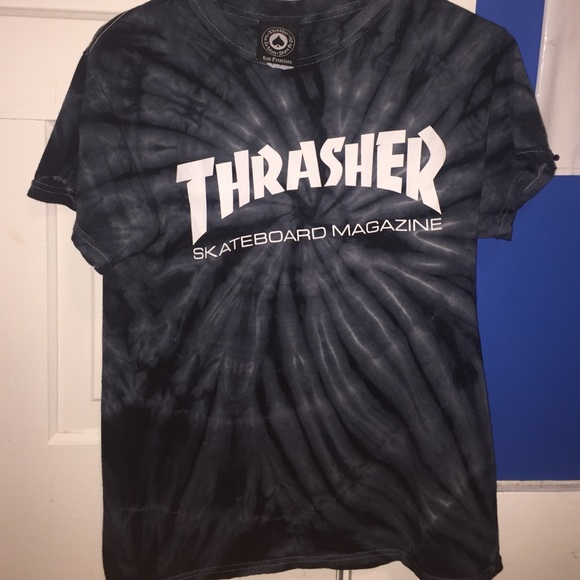 fc85265129c5 Tie dye thrasher shit (MENS Small, women's medium).  M_5739227a4225be633e013b6e