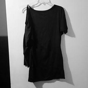 Lttle black mini dress BRAND NEW!!