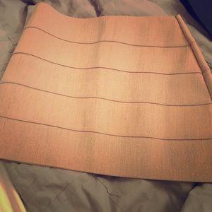 Pleasure doing business skirt