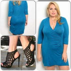 Dresses & Skirts - Plus Size Dress-HOST PICK-Super Price👍🏻
