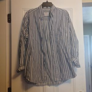 Armani Jeans  Other - Vintage Armani Striped Button Down