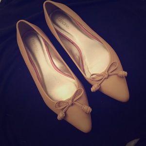 Merona pointed toe flats