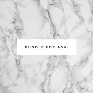 Bundle for Anri