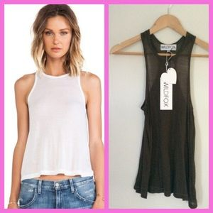 Wildfox Tops - BUNDLE 2 Basic Wildfox Tanks