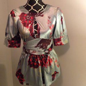 BCBG Max Azria Kimono Blouse