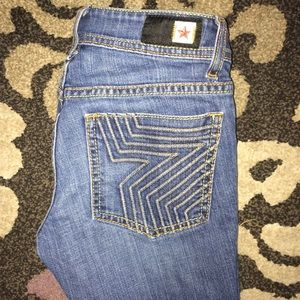 People's Liberation cuffed Capri jeans size 25