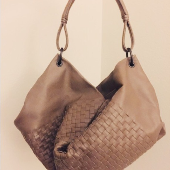 9118da7bf777 Bottega Veneta Handbags - 💕SALE 💕 - Bottega Veneta Fortune Cookie Hobo Bag