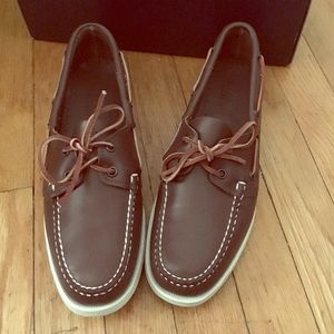 Sebago Shoes - NIB Sebago docksiders - dark brown