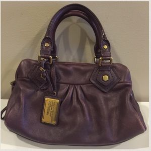 efbea180d3e9 Marc by Marc Jacobs Bags | Mbmj Classic Q Baby Groovee Satchel ...