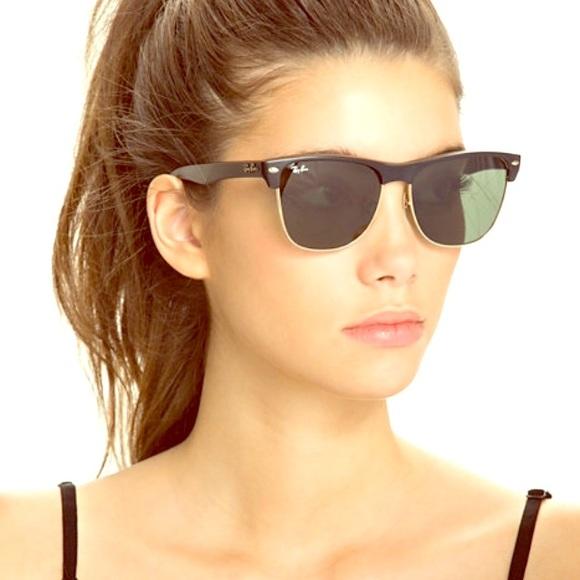 e15e799dd52 Ray Ban RB4175 Clubmaster Sunglasses. M 573a10b75a49d0ef2700760e