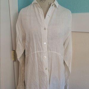 Timberland long sleeve linen shirt