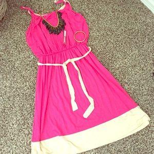 Beautiful Pink dress ☀️