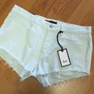 3x1 Pants - SALE ***3x1 denim shorts