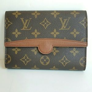 LOUIS VUITTON MONOGRAM POCHE ARCHE