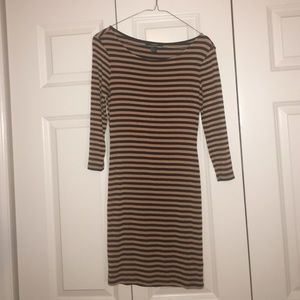 Striped Bodycon dress Forever 21