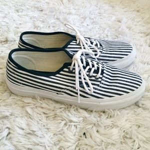 Vans Authentic Striped Sneaker