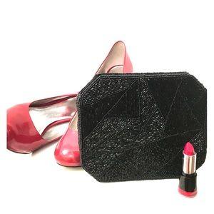 Handbags - SALE 🎉HP 🎉◾️Black Sequins Clutch ◾️