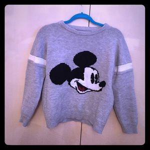 Sweaters - Mickey Mouse Sweater